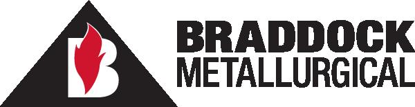 Braddock Metallurgical logo