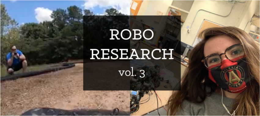 RoboResearch volume 3